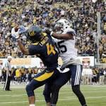 BYU's Davis 'grows up' in victory over Cal