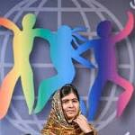 Malala won 2014 World's Children prize