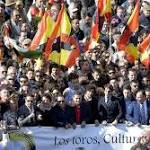 Thousands of Spaniards March in Support of Bullfighting