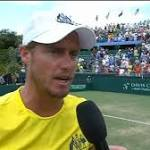 Lleyton Hewitt to Play Davis Cup Doubles for Australia