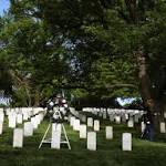 Wreath Ceremony Marks Start Of Arlington National Cemetery's 150th ...