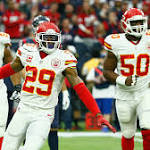 Chiefs defense, special teams dominate first half against Texans