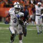 Late push gives Blue Devils 27-10 victory at Syracuse