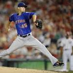 Wheeler Wins Again as Mets Beat Nationals 6-1
