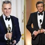 The key to a winning Oscar speech: Be British!