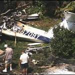 Plane crashes in Pompano Beach, causes house fire; 3 critically hurt
