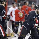 Cook: Cooke won't let Ottawa influence his focus