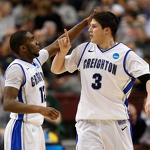 Creighton, Doug McDermott, hold up against Cincinnati