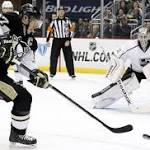Kings Blanked by Powerhouse Penguins