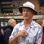 Bill Murray Takes Tickets at Baseball Game, Continues to Delight the Internet