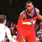 John Wall on Cusp of Entering NBA MVP Conversation