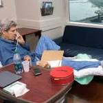 John Kerry to Be Released From Hospital Today