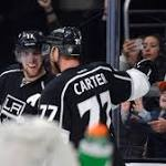 LA Kings lift their game to defeat rival San Jose Sharks