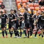 DC United finally wins in Houston