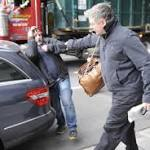 Alec Baldwin Back in the News: No Show