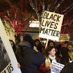 Protestors take to streets of Seattle following Ferguson decision