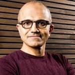 Microsoft names Nadella CEO, Gates steps down as chairman