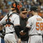 Manager Showalter, 3B Machado latest Orioles to fall ill