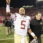 College Football Game Recap: Florida State vs. Louisville; Jameis Winston King ...