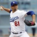 Josh Beckett's struggles continue in Dodgers' loss to Chicago Cubs