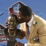 Michael Strahan, NY Giants all-time sacks leader, speaks of 'improbable' NFL ...