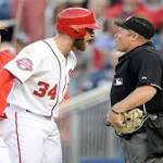 Nationals Look To Build On Division Lead