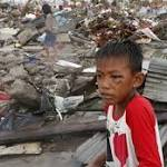 Typhoon survivors in Philippines plead for food, medicine