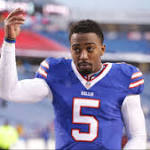 Bills announce Tyrod Taylor contract extension