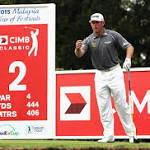 Lee Westwood hits incredible 226-yard hole-in-one to boost CIMB Classic bid