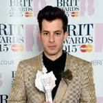 Mark Ronson on Brit Awards win: 'I didn't even know we were eligible'