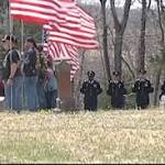 Funeral Held for Army Sergeant Killed in Fort Hood Shooting