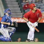 Angels' Hank Conger finds a perfect ending for his spring