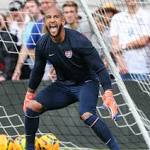 Team USA goalie Tim Howard is a hero to Americans and an 'awesome dad' to ...