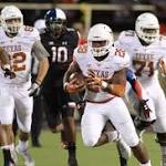 Texas Football: Ground game lifts Longhorns past Red Raiders