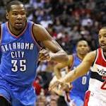 Stop worrying about Kevin Durant's future and just enjoy this season