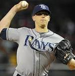 Tampa Bay Rays, Jeremy Hellickson each get fresh start in trade with Arizona ...