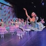 Siblings leading Hamilton 'Nutcracker' production