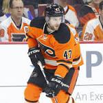 Flyers Injury Update: MacDonald, Coburn out 4 weeks