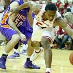 Troy Williams returns, helps Indiana pick up...