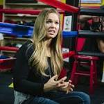 UFC's Ronda Rousey is okay with being called pretty. She can still kick any guy's ...