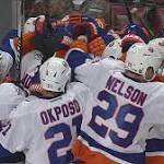 Quine made playoff OT history for Islanders