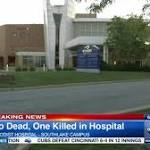 Report: Son charged with murder of woman, 80, at Merrillville hospital