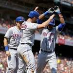 Matt Moore looks far from polished as Mets pound Giants 9-5