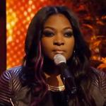 Candice Glover Sings 'I Am Beautiful' on 'Live! with Kelly and Michael'
