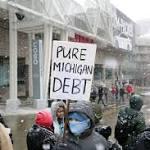 Schools in Detroit, Chicago Seek State Help