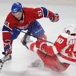 Canadiens vs. Red Wings preview