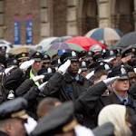 Police Medal of Valor named for slain officer Robert Wilson III, declared a hero