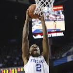 No. 1 'Cats roll to 89-65 win
