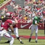 Brandon Allen, Kody Walker shine in Arkansas spring game