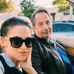 Jessica Lowndes, 27, announces that she's dating Jon Lovitz, 58, then claims it's an early April Fools gag